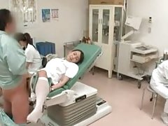 Spectacular Japanese nurse obtains slutty part5
